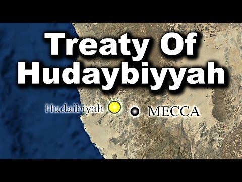 Treaty Of Hudaybiyyah, its Consequences, Fugitives & Robbery of Caravans Ep 26