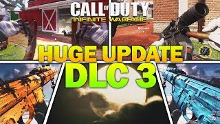 Find out about Infinite Warfare's largest update since release! New...