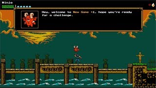 The Messenger + Game Update Details (Spoilers)