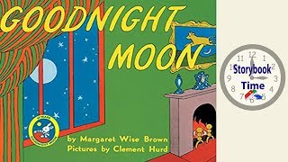 Обложка Good Night Moon Kids Books Read Aloud