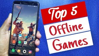 Top 5 Best New offline Games for Android October 2018 In Hindi By Tech New Information
