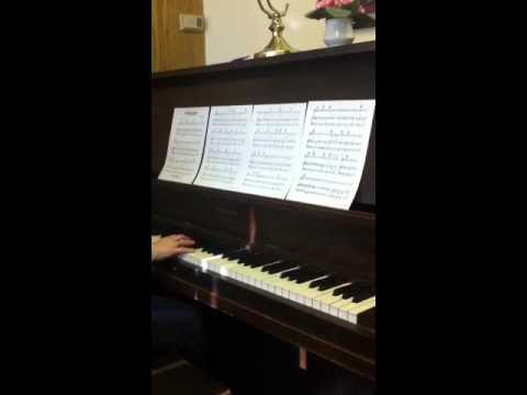 Consider Yourself Piano Lillo