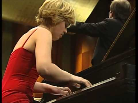 RACHMANINOV Piano Concerto No 3 (Intermezzo : Adagio) OLGA KERN