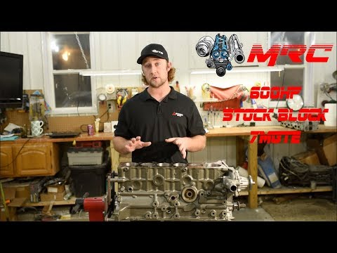 MRC Tuned Project '89 Supra Engine Package (7MGTE)