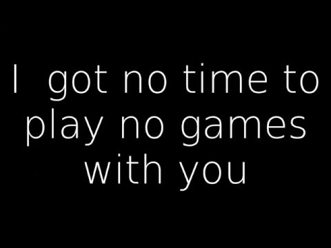 Khalil feat. Justin Bieber - Playtime (Lyrics)