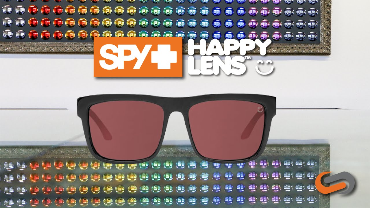 d558ddb078 Spy Optic Happy Lens Technology