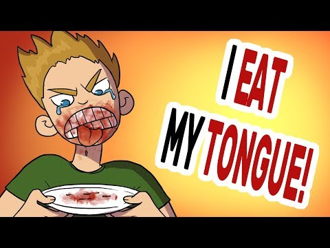 I Can't Control My Tongue