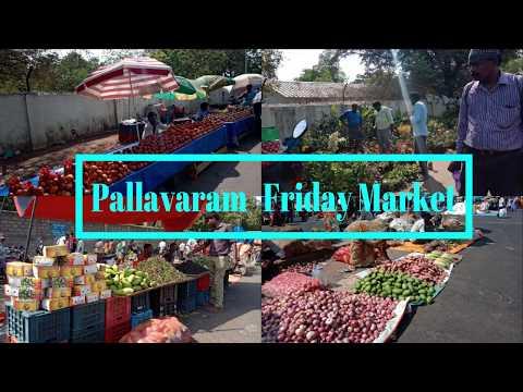 Pallavaram Friday Market Vlog 1   பரபரப்பான வெள்ளிக்கிழமை பல்லாவரம் சந்தை