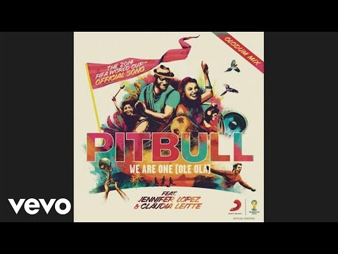 We Are One (Ole Ola) [The Official 2014 FIFA World Cup Song] Olodum Mix (Audio)