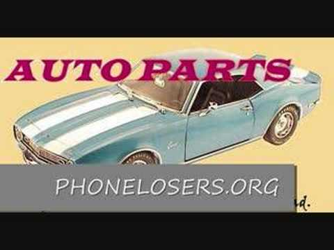 Intercepted Calls - Auto Parts Store - Part 01 Of 05