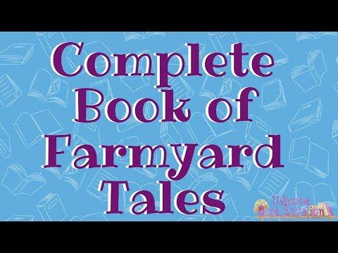 Usborne Complete Book Of Farmyard Tales