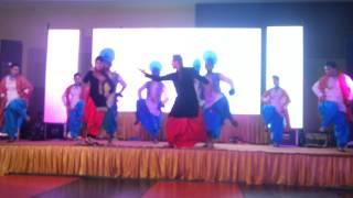 aaja nachlai entertainment dj kapurthala ld wall and group entry