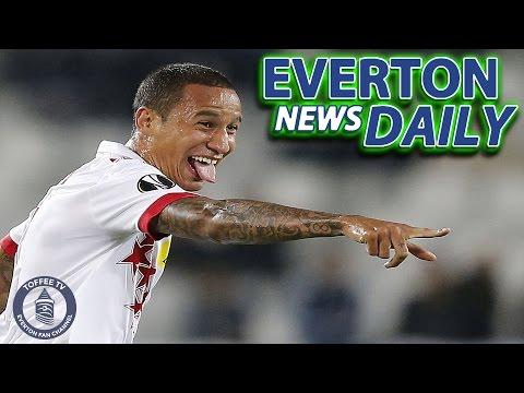 Everton Bid For Swiss Defender? | Everton News Daily