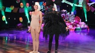 Heidi Klum and Ellen DeGeneres Perform as Sia and Maddie Ziegler for Halloween