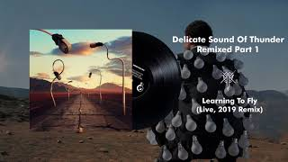 Pink Floyd - Learning To Fly (Live, Delicate Sound Of Thunder) [2019 Remix]