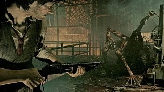 The Evil Within - Rebirth Laura Chapter 10 BOSS FIGHT