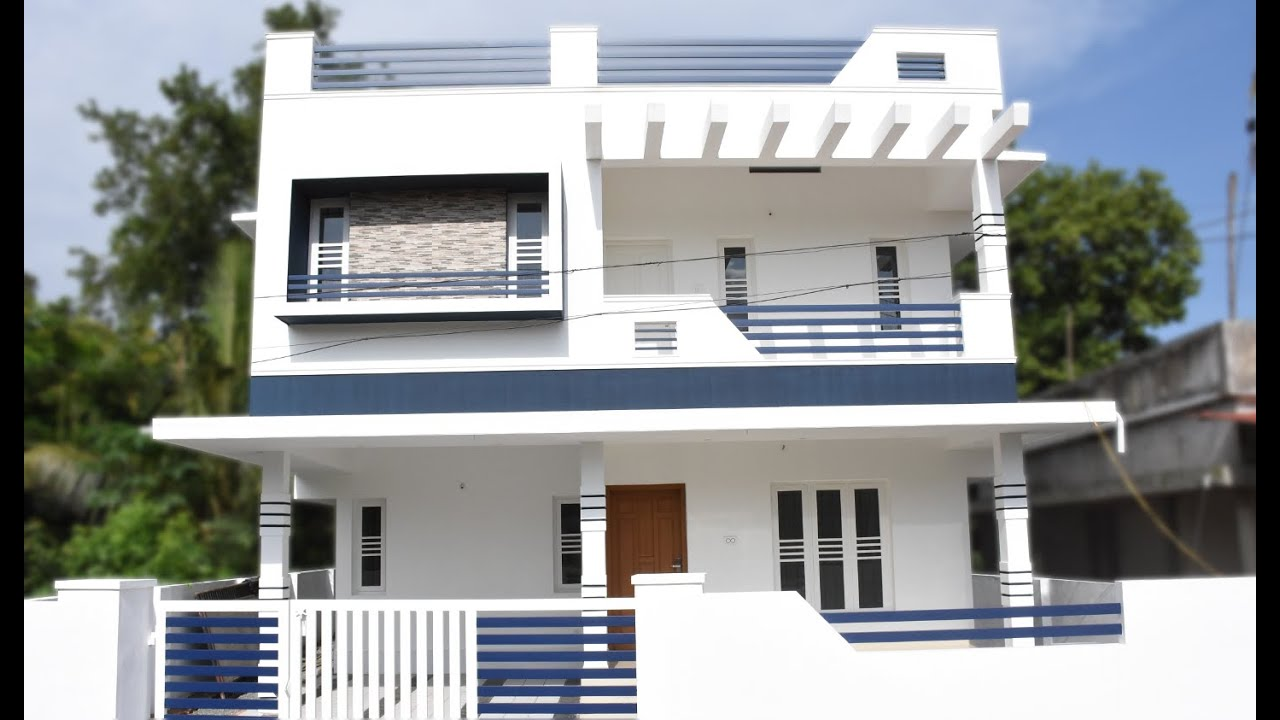 Indian Home Interior Designs Aluva 4 5 Cents Plot And 1800 Sq Ft Medium Budget House