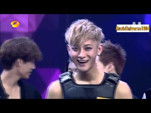 "[ENG/HD] 130706 Tao Rapping ""Officially Missing You"" feat. Kris @ Happy Camp"