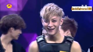 ENG HD 130706 Tao Rapping Officially Missing You feat Kris Happy C
