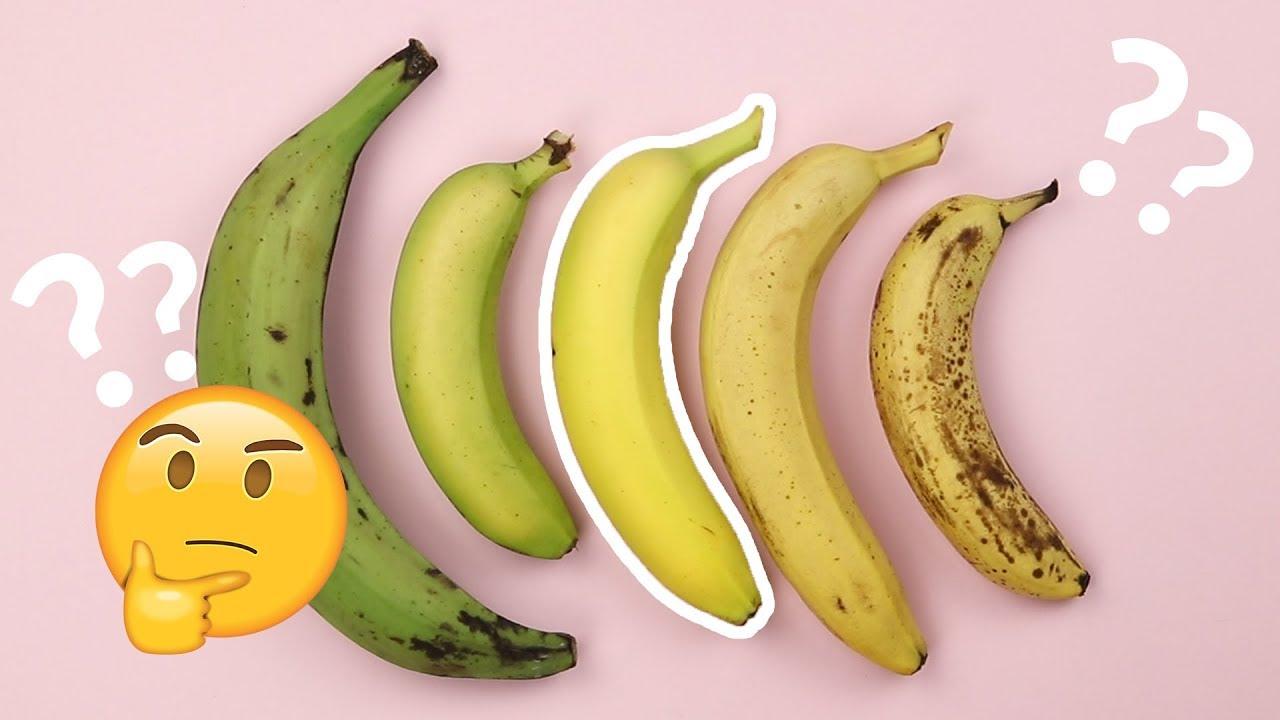 gesund essen sind bananen wirklich gut f r dich youtube. Black Bedroom Furniture Sets. Home Design Ideas