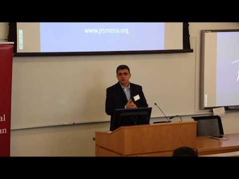 IIHA Lecture, Jesuit Refugee Service