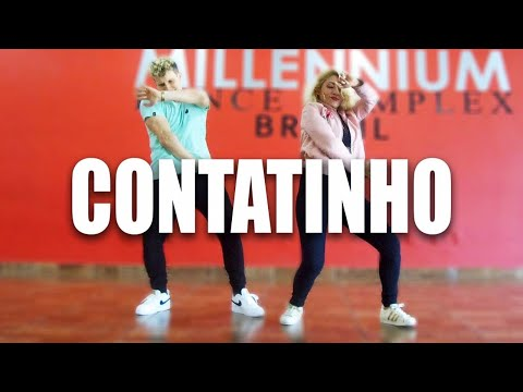 CONTATINHO - Léo Santana Anitta I Coreógrafo Tiago Montalti