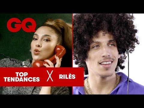 Youtube: Rilès juge le Top Tendances YouTube: Orelsan, Kaaris, Vald…   Versus   GQ