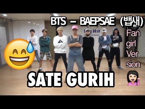 BTS - BAEPSAE (뱁새/Crow Tit/Silver Spoon) [INA Fangirl Version]