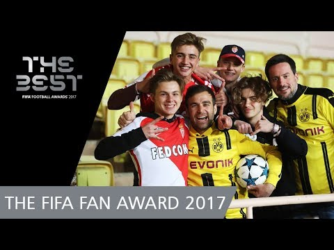 BORRUSIA DORTMUND FANS - FIFA FAN AWARD 2017 - NOMINEE - VOTE!