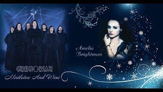 Gregorian, Amelia Brightman - Mistletoe And Wine - Royal Christmas Gala, Live in St.Petersburg