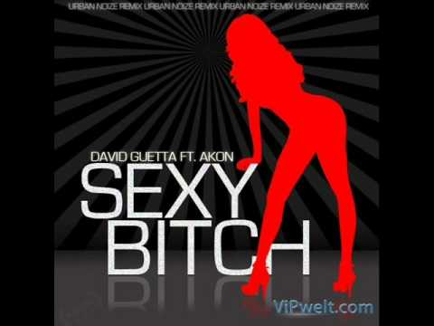 David Guetta ft. Akon - Sexy Bitch Bass Boosted