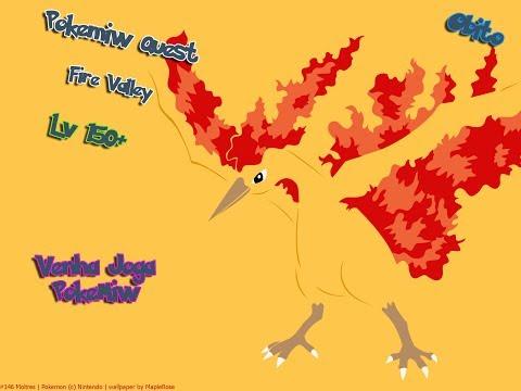 Obito Gamer (Pokemiw) Fire Valley Quest Lv 150+