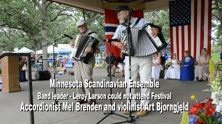 Minnesota Scandinavian Ensemble, Leroy Larson, Mel Brenden, Art Bjorngjeld