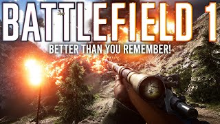 Battlefield 1 - We had it SO good and didn't know it!