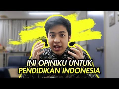 JIKA AKU MENJADI MENTERI PENDIDIKAN INDONESIA...