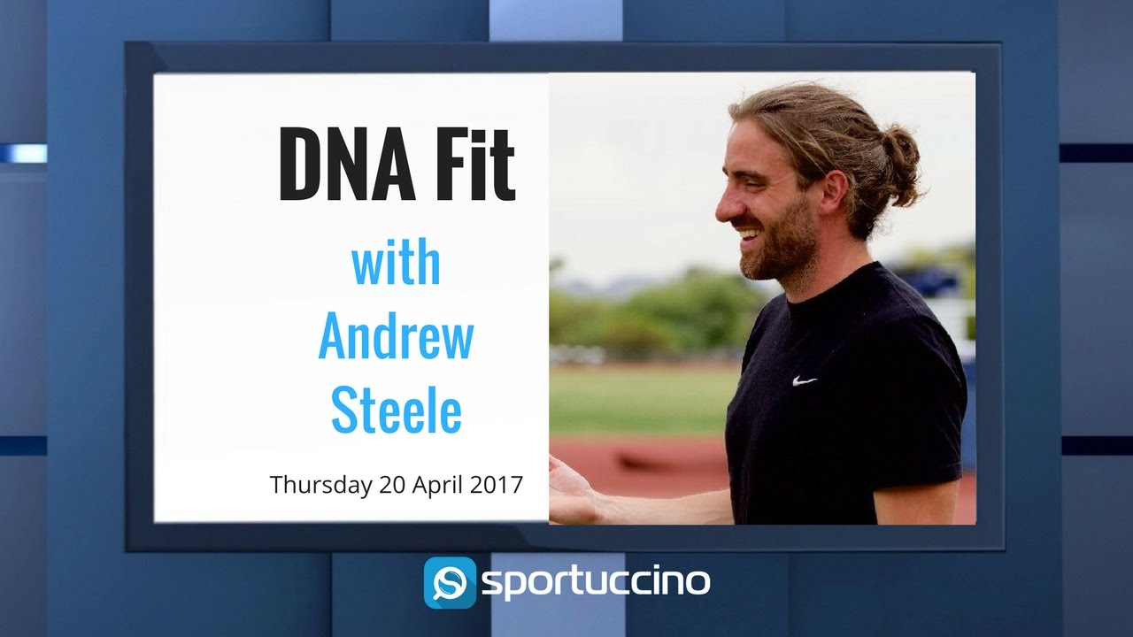 Dna fit with andrew steele youtube dna fit with andrew steele malvernweather Image collections