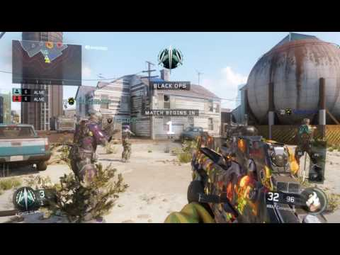 DIRTY MEXICANS - Black ops 3