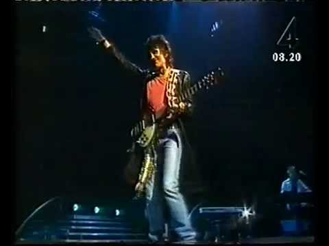 Rolling Stones: live footage Boston (Licks World Tour)