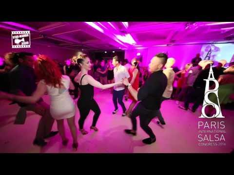 Glenn Donkers & Laura - Social Dancing @ PISC 2016
