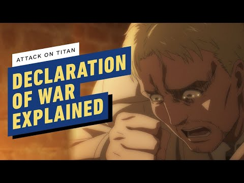 Attack on Titan: Declaration of War Episode Explained