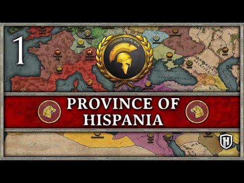 An Alternate History | Province of Hispania #1 - Terminus: Total War Imperium