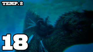 EL RESCATADOR  DE DINOS!! ARK: Survival Evolved #18 Temporada 2
