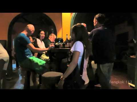 Samlo pub - Late Night People Watching - Vientiane Nightlife - Jan 2015