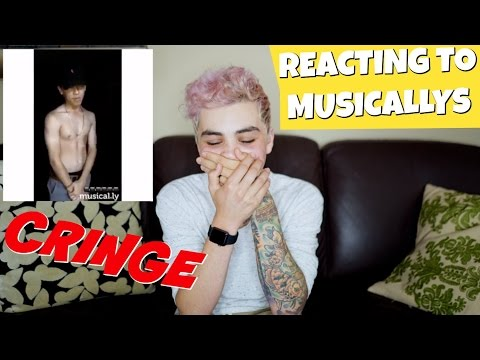 REACTING TO CRINGE MUSICALLY COMPILATIONS!😱