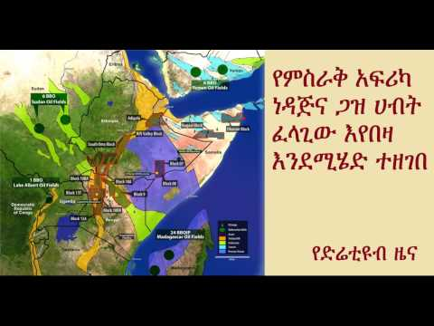 DireTube News - East African Oil & Gas Market 2014-2024