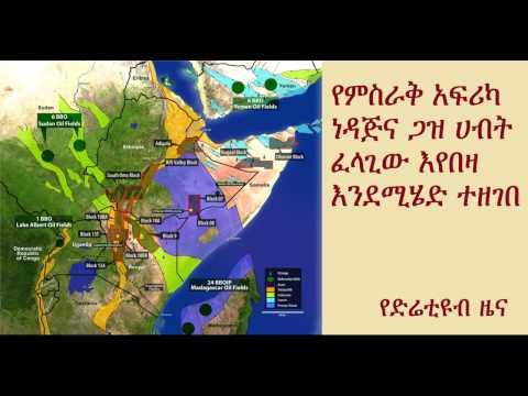 DireTube News - East African Oil & Gas Market 2014-2024