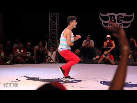 Red Bull BC One Recap Middle East Africa Qualifier 2012 - LiL ZOO (Morocco) vs CHAKAL ( Algerie )