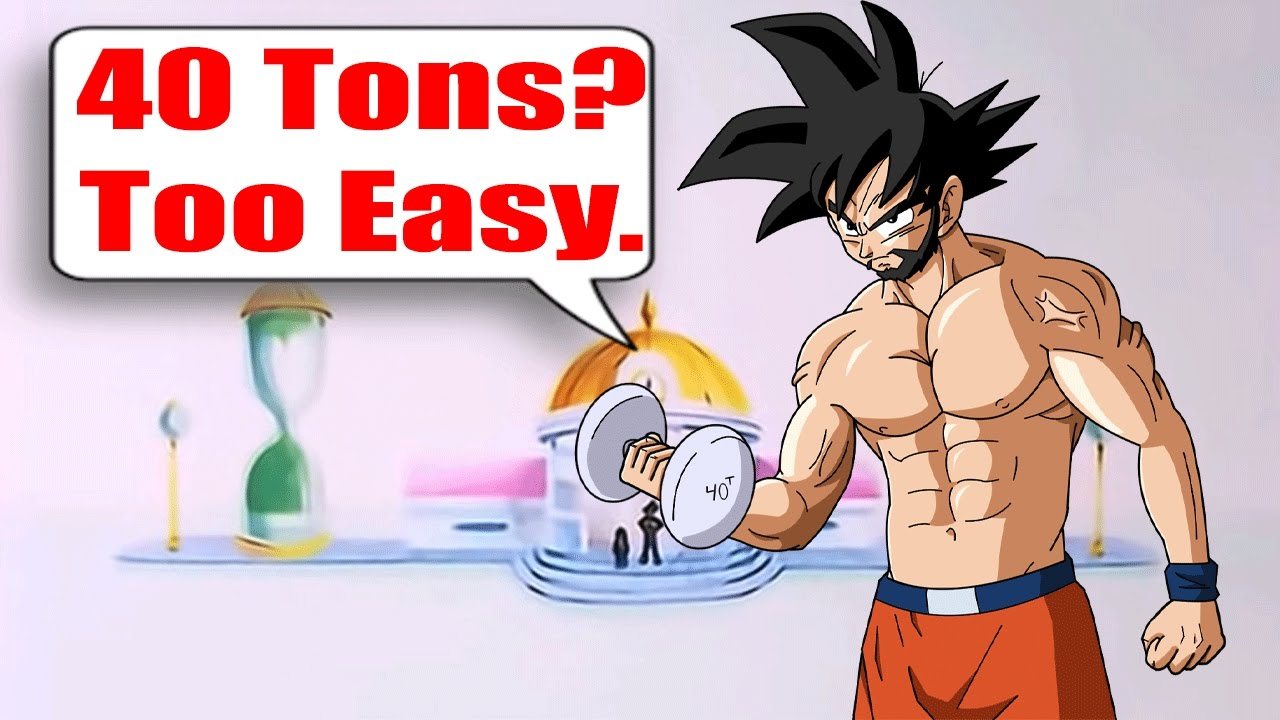 How Fast Is God Goku In Dragonball Super Youtube