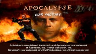 JEEHUN HWANG - WAR FACTORY (PS1 APOCALYPSE OST)