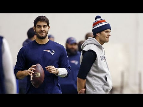 Rapoport: Tom Brady fears Jimmy Garoppolo's potential